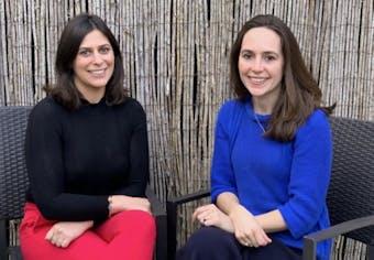 ElWell cofounders jessica Silver and Nancy Farmer