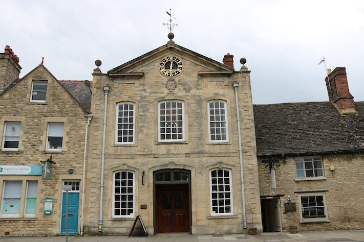 Witney Blanket Hall