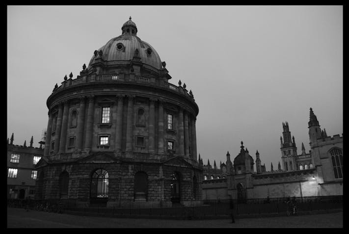 Radcliffe Camera by Jasmina Stirling