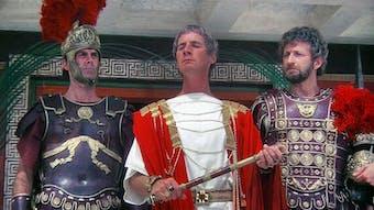 still from Monty Python's Life of Brian