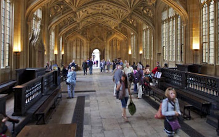 Harry potter in oxford walking tour daily info divinity school meet outside oxford publicscrutiny Choice Image