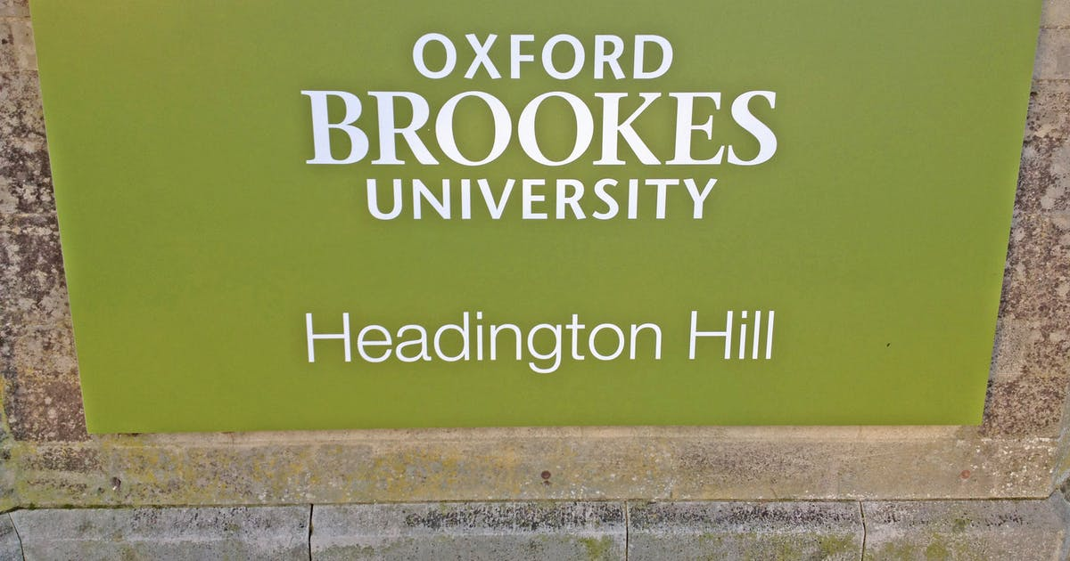 Oxford Brookes Lost Property