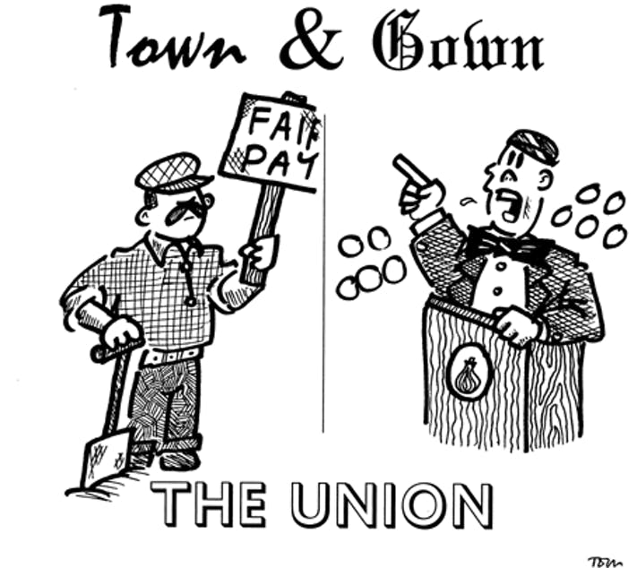 Town and Gown: Union