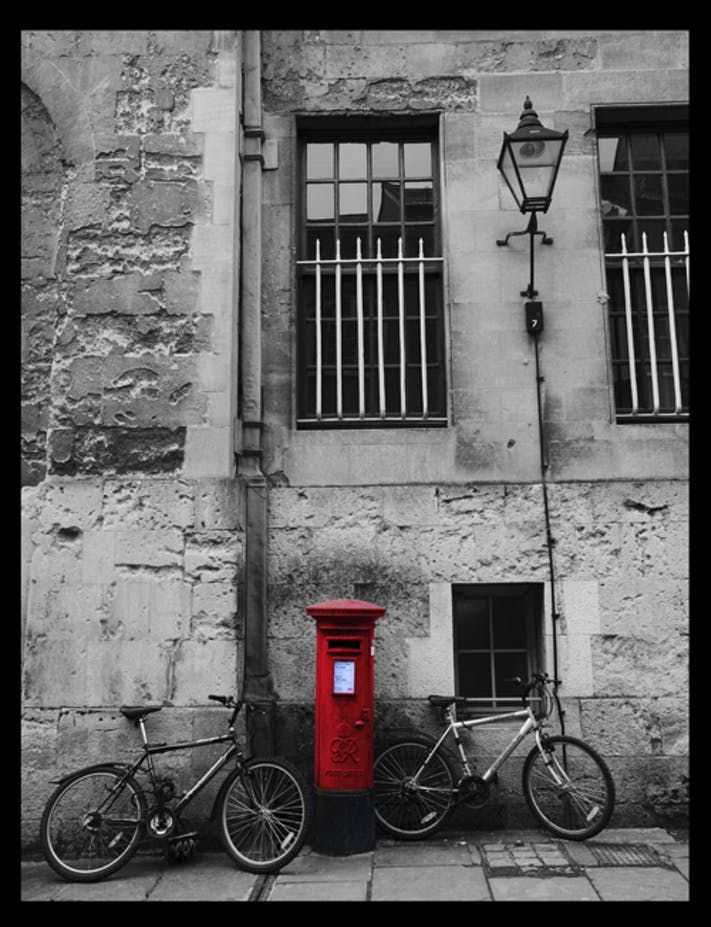 Postbox by Jasmina Stirling