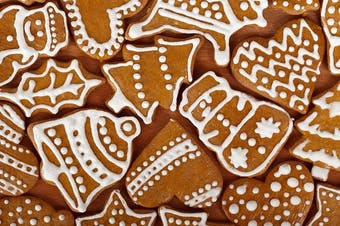 So much gingerbread!