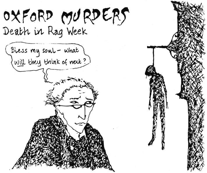 Oxford Murders: Death in Rag Week
