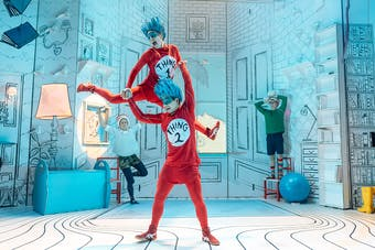 The Cat In The Hat at Oxford Playhouse