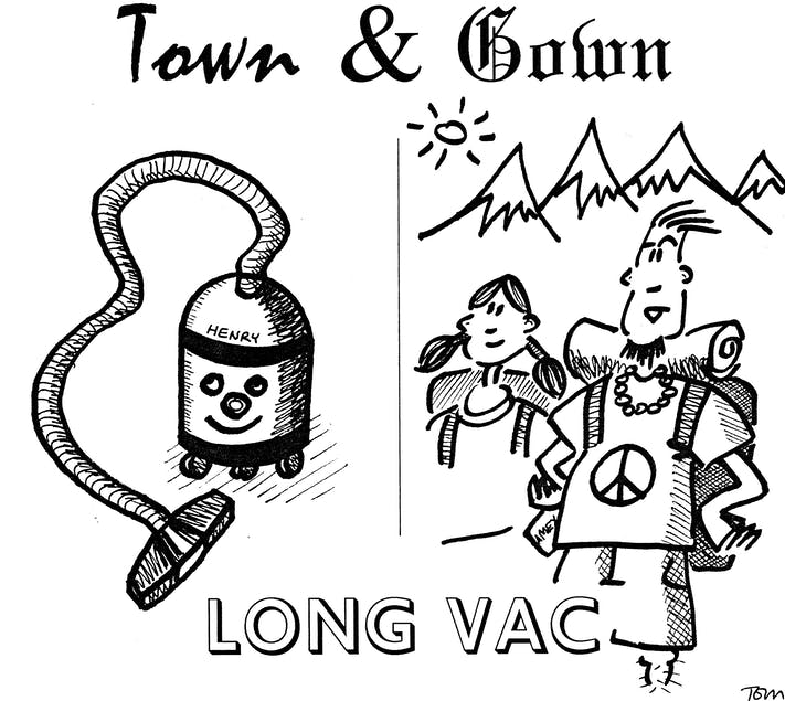 Town and Gown: Long Vac