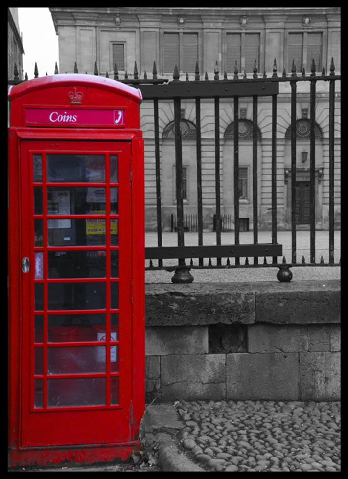 Phone Booth by Jasmina Stirling