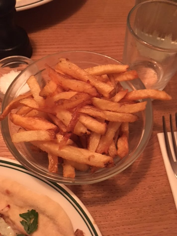 Fries to Die For