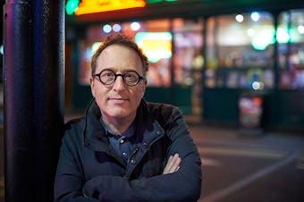 Journalist and author Jon Ronson