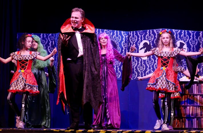 Didcot Phoenix Drama Group's Dracula: The Pantomime