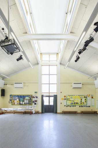 Saint John the Evangelist School Hall