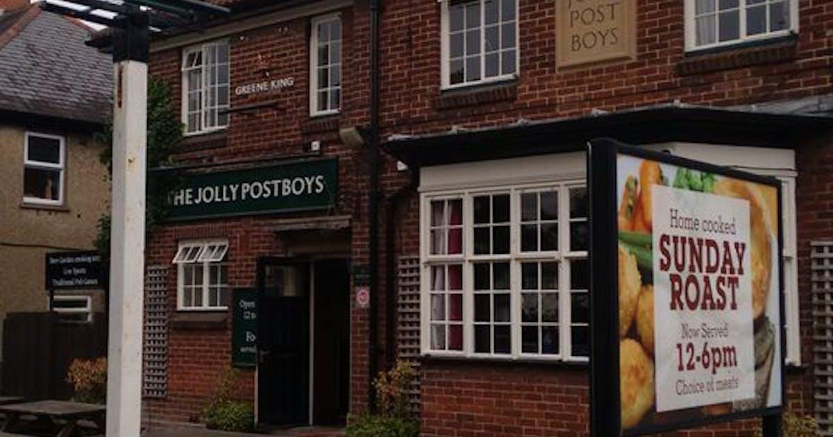 the jolly postboys